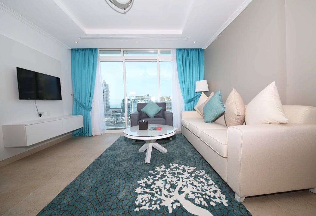 Review: Jannah Marina Bay Suites in Dubai, UAE