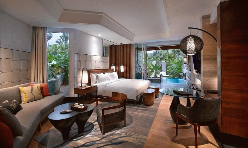 Best Luxury Hotels In Bali With Rooms With Direct Pool Access