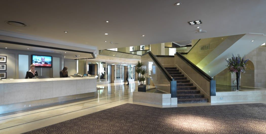 Review: The Tower Hotel, St Katharine's Way, London