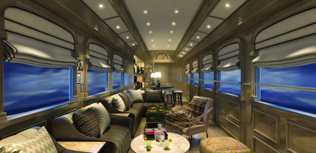The 5 best luxury train journeys in the world news for Best train vacations in the world