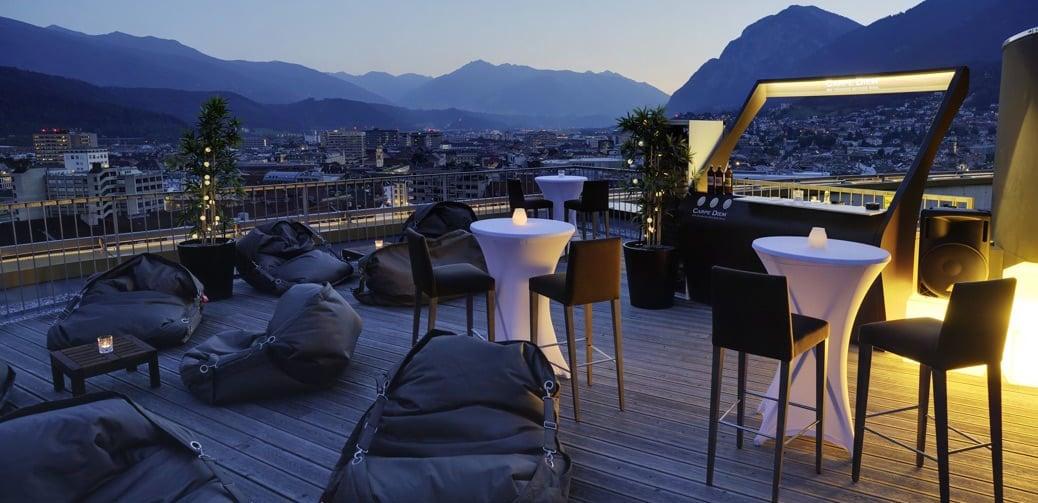 Luxury Hotels Innsbruck