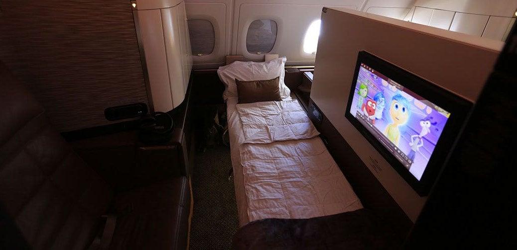 British Airways Vs Emirates Vs Etihad Vs Qatar - Best First Class Airline