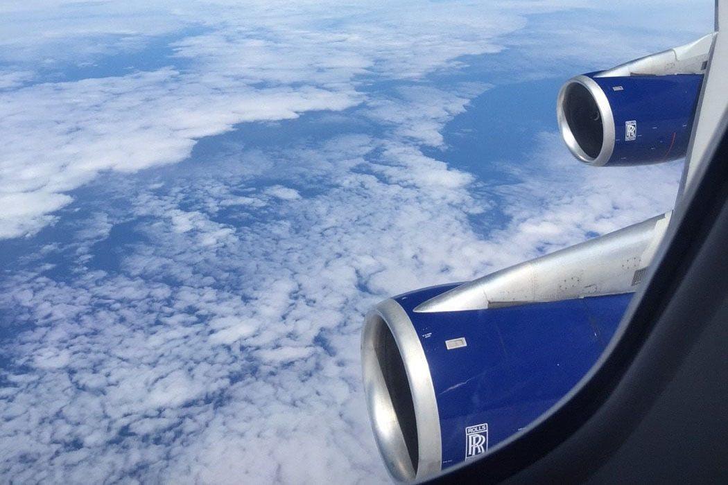 Flight Review: British Airways Business Class Upper Deck Boeing 747