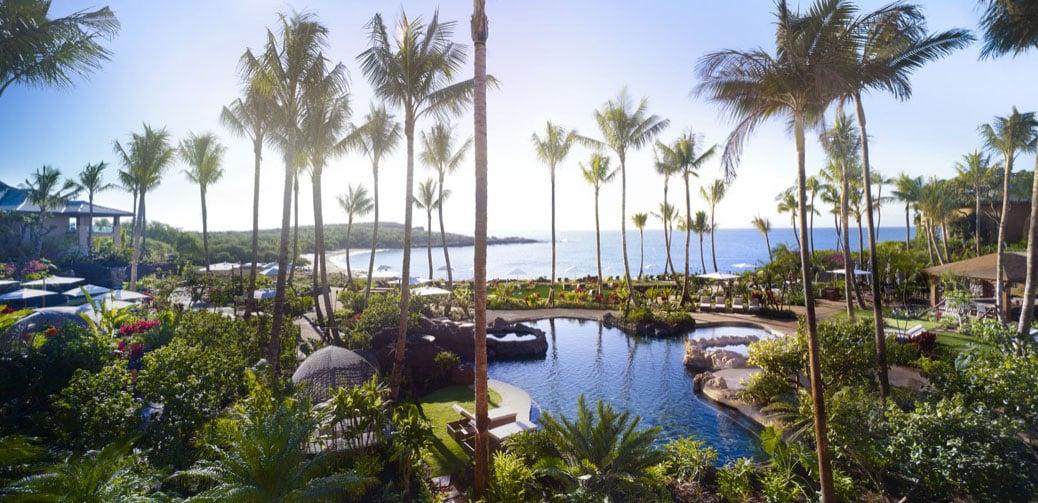 Review: Four Seasons Lanai – Escape To The Beach