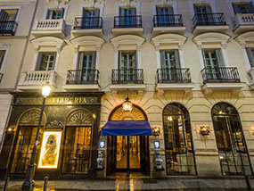 2 nights at the stylish Only YOU Boutique Hotel Madrid, Spain