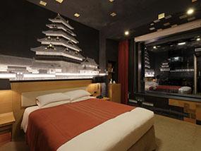 5 nights at Park Hotel Tokyo, Minato-ku, Tokyo, Japan