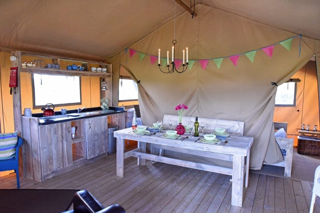 Review: Central Scotland Glamping At Carr's Hill