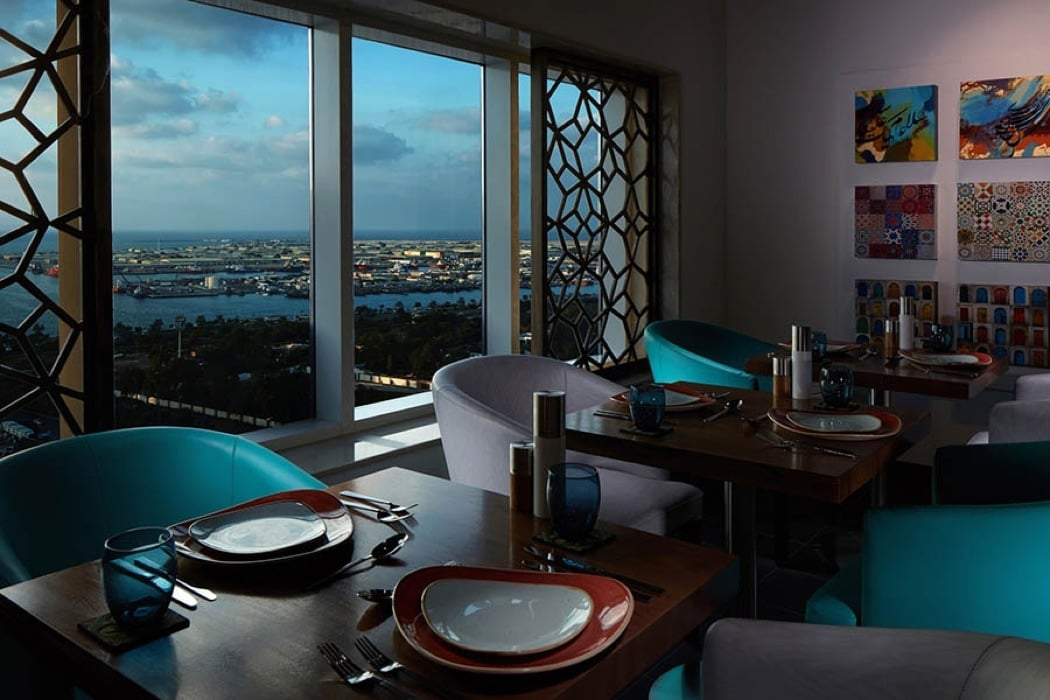 Review: Jannah Burj Al Sarab, Abu Dhabi, UAE