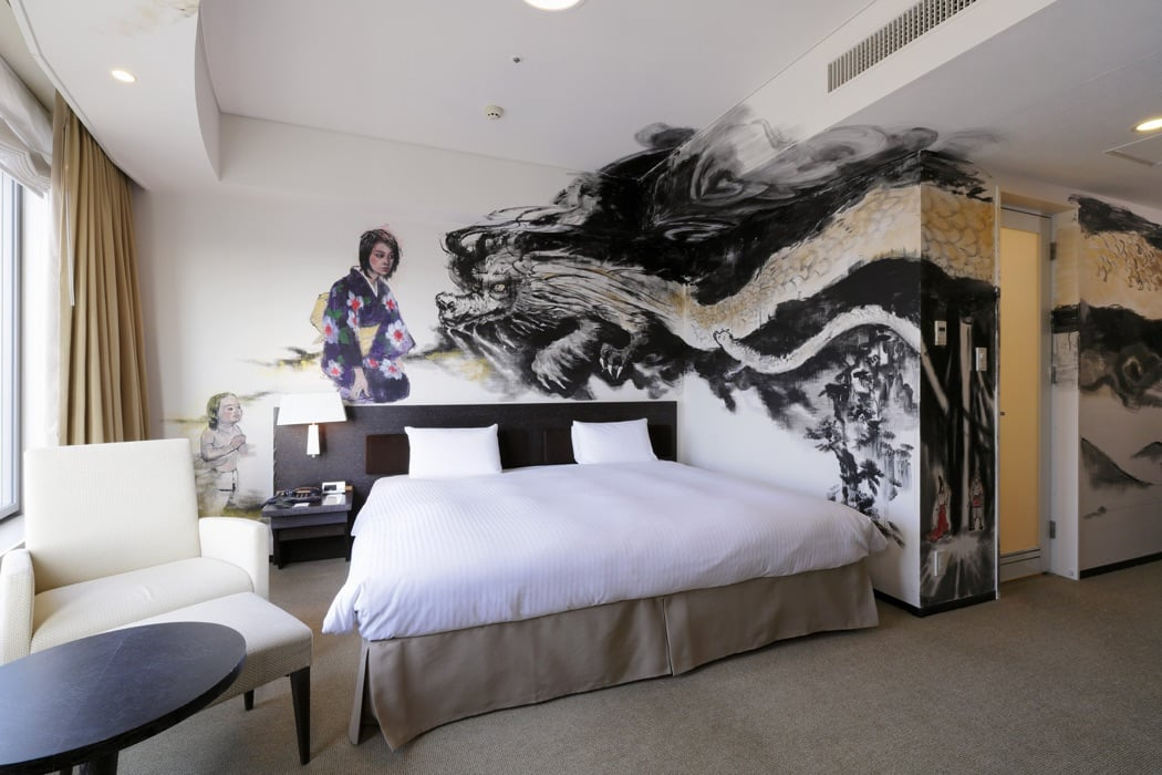 Review: Park Hotel Tokyo – Artistic Rooms With Amazing Views