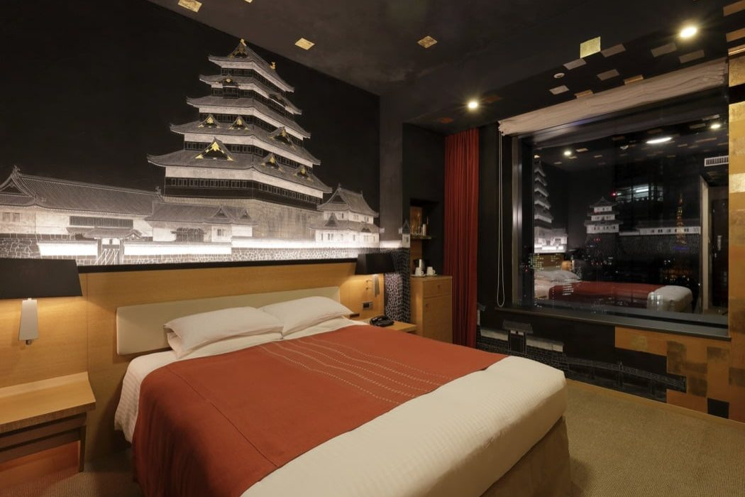 An Extraordinary Hotel In Tokyo