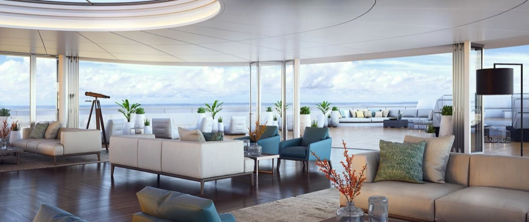 Explore The Most Expensive Cruise Ship On Earth
