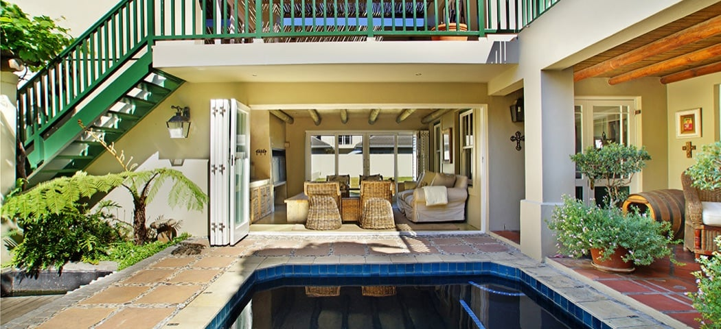 Review: Strand Beach Lodge, Cape Winelands, South Africa
