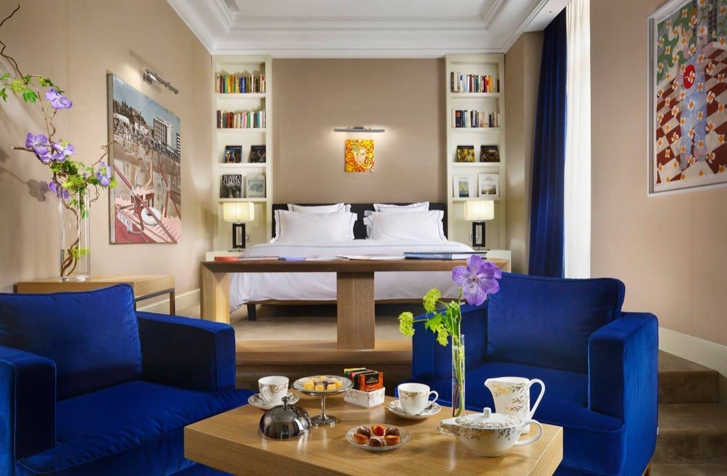 Review: The First Luxury Art Hotel, Rome