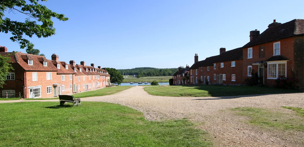 Review: The Master Builder's Hotel, Bucklers Hard, New Forest