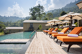 2 Nights at The Pavilions Himalayas, Pokhara in Nepal