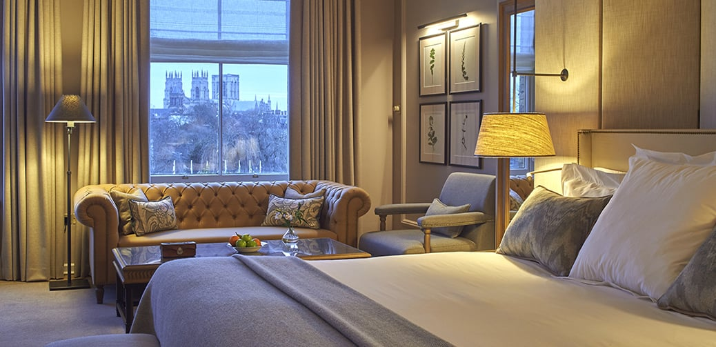 Review: The Principal York Hotel, England