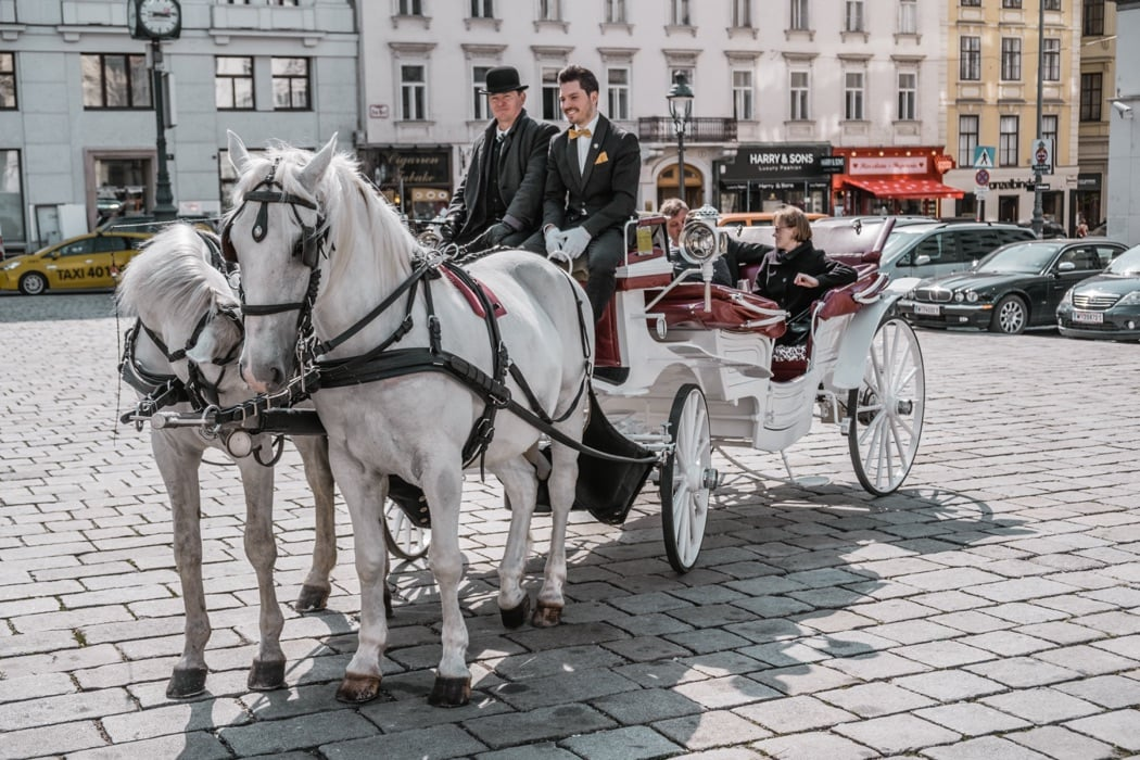 Review: Top 3 Romantic Experiences in Vienna