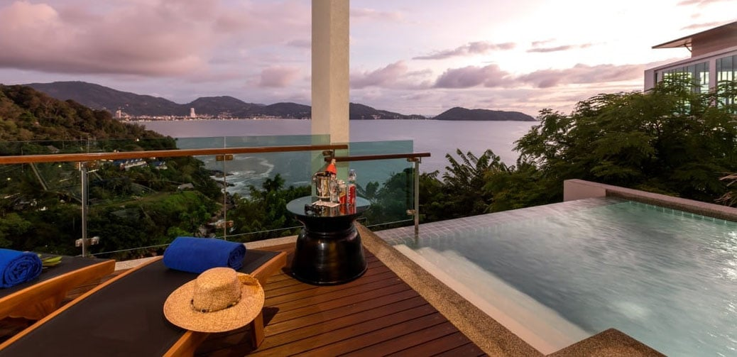 Top 3 Best Hotels In Phuket Where You Can Enjoy A Private Pool