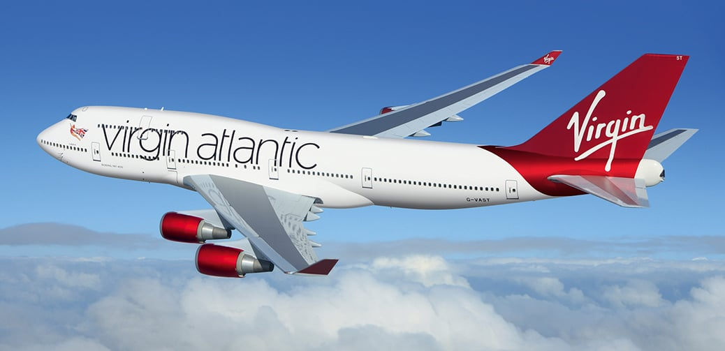 Virgin Atlantic Status Match - Fast Track To Flying Club Silver & Gold