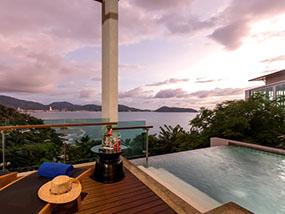 2 Night Villa Stay at Wyndham Grand Phuket Kalim Bay Thailand