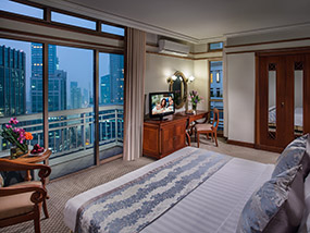 1 Night for 4 people in a Somerset Grand Citra Serviced Residence in Indonesia
