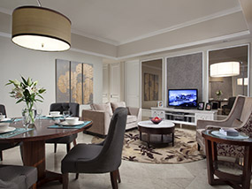 1 Night in a Ascott Jakarta Serviced Residence in Indonesia