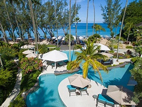 2 Nights at the Colony Club Resort in Barbados