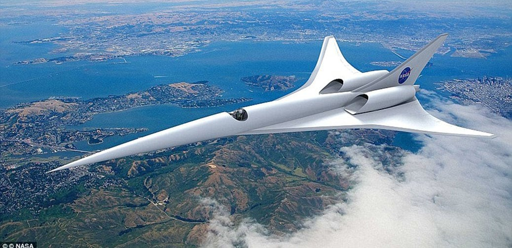 Concorde 2 To Travel Between New York & London In Just Three Hours