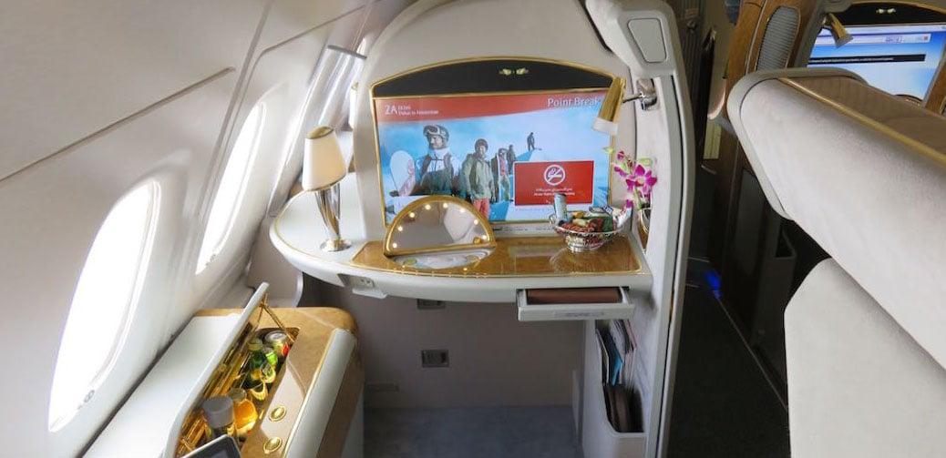 Emirates Long Haul Business & First Class Flight Reviews
