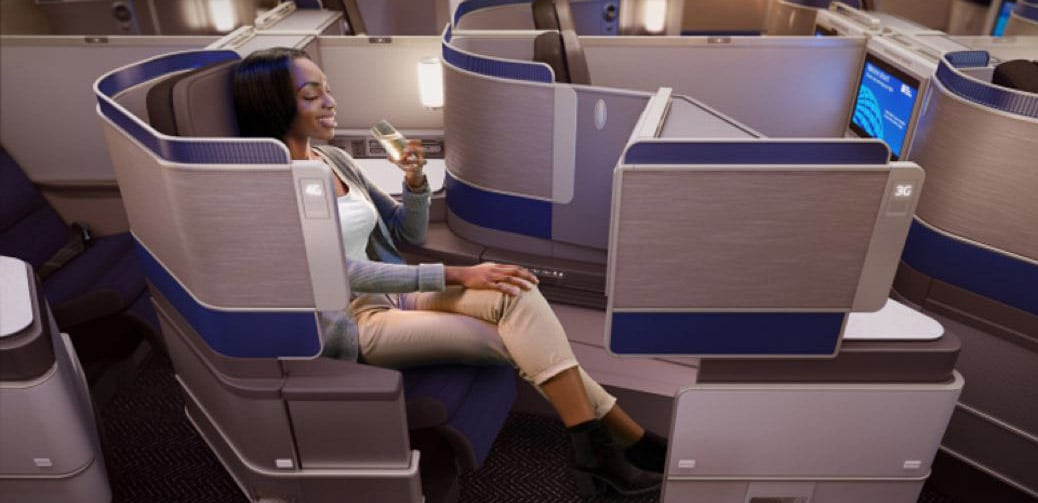 Experience New United Polaris Business Class On Dreamliner Flights To Europe