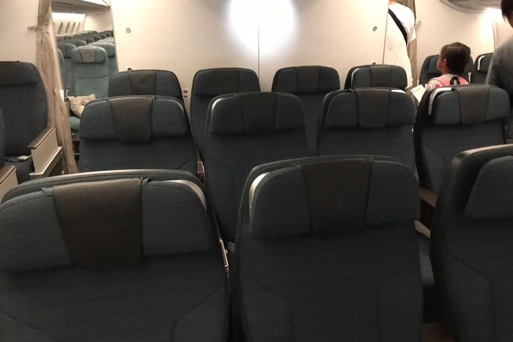 Review: Cathay Pacific A350-900 Premium Economy