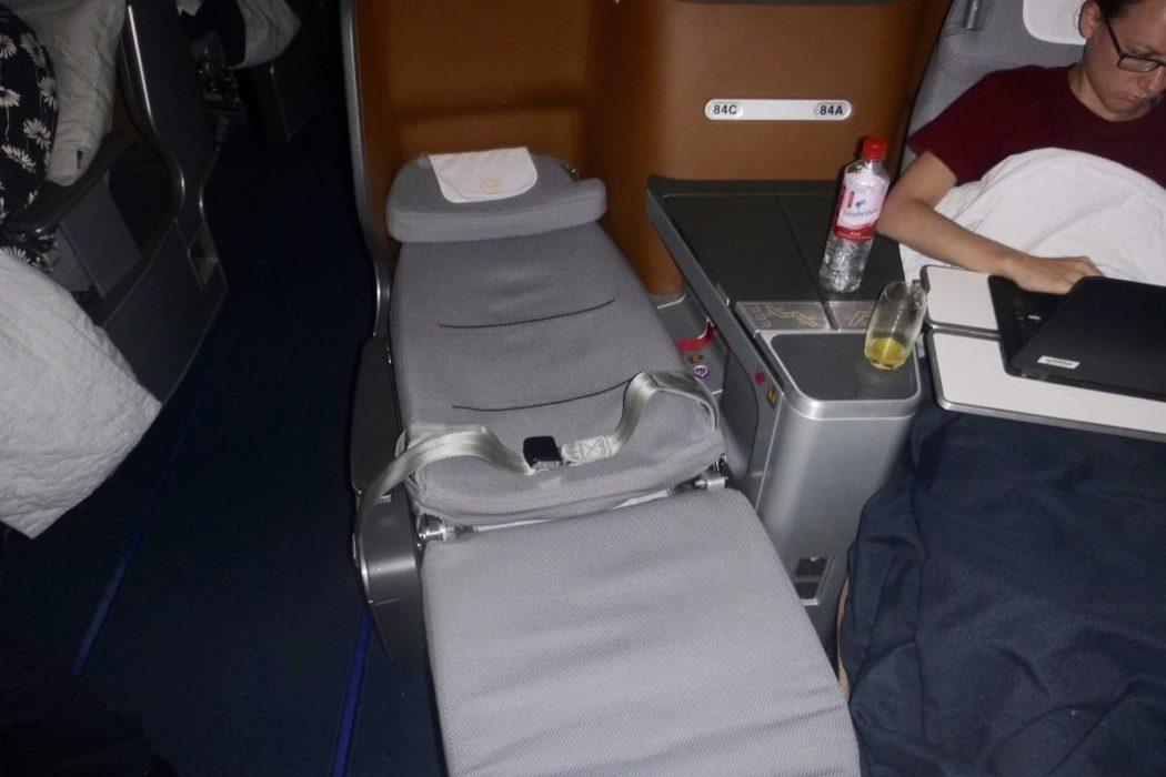 Flight Review: Lufthansa B747-8 Business Class Buenos Aires to Frankfurt