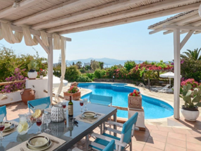 3 Nights for 4 Ppl in a Luxury Villa on Naxos Island, Greece