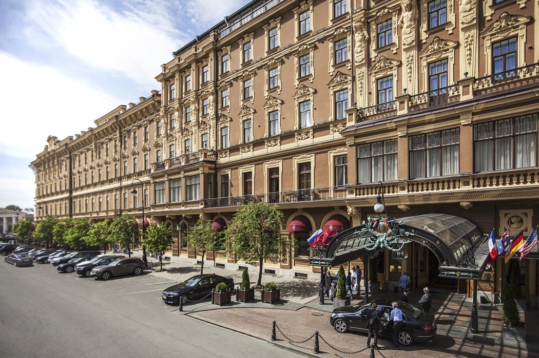 Review: Belmond Grand Hotel Europe, St Petersburg