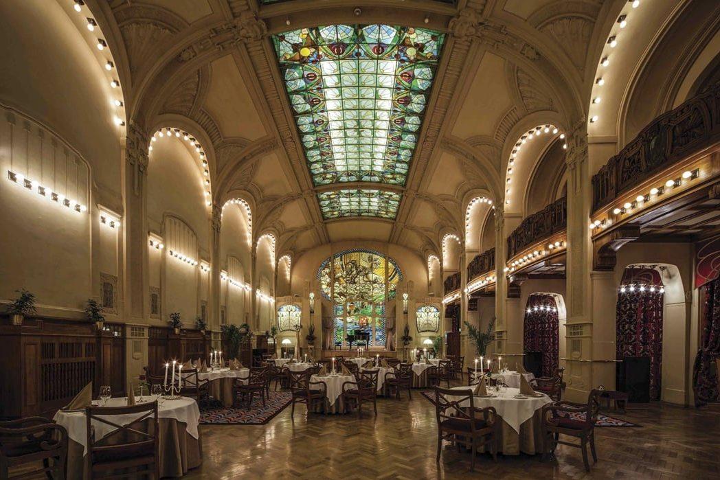 Review: Belmond Grand Hotel Europe, St Petersburg