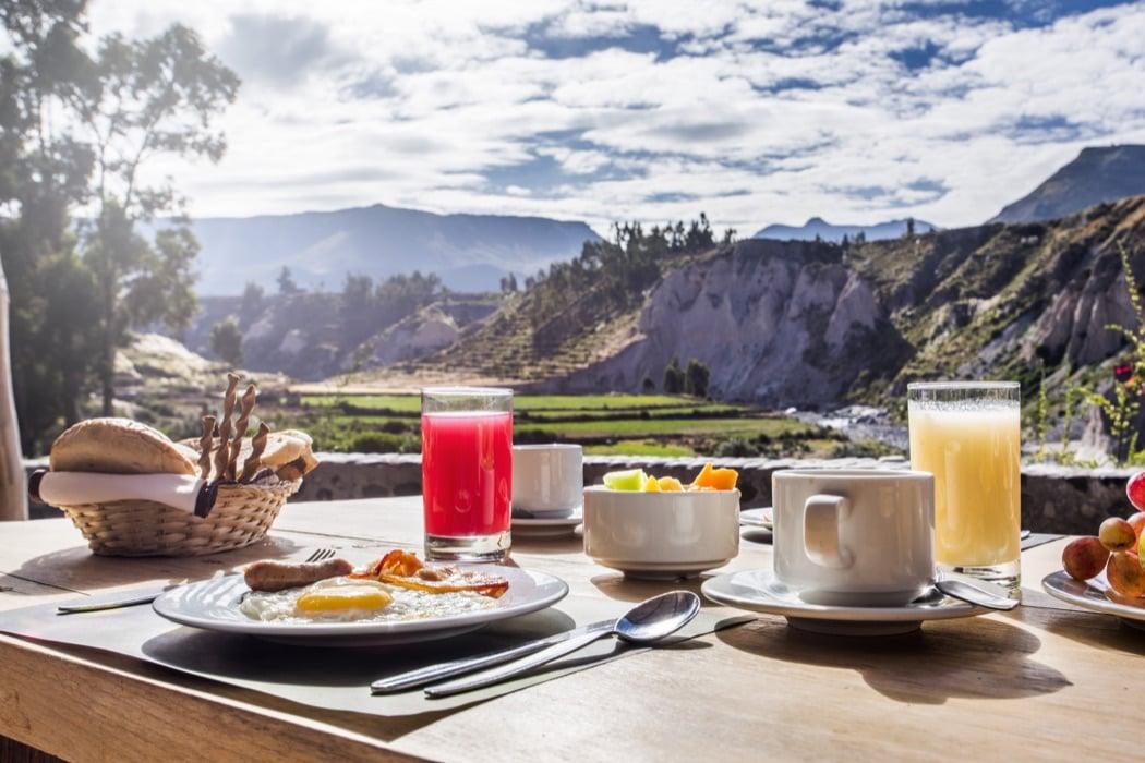 Review: Colca Lodge Spa & Hot Springs, Peru