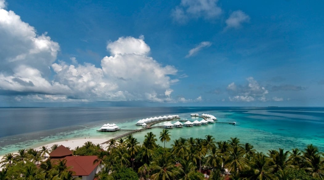 Review: Diamonds Athuruga In The Maldives