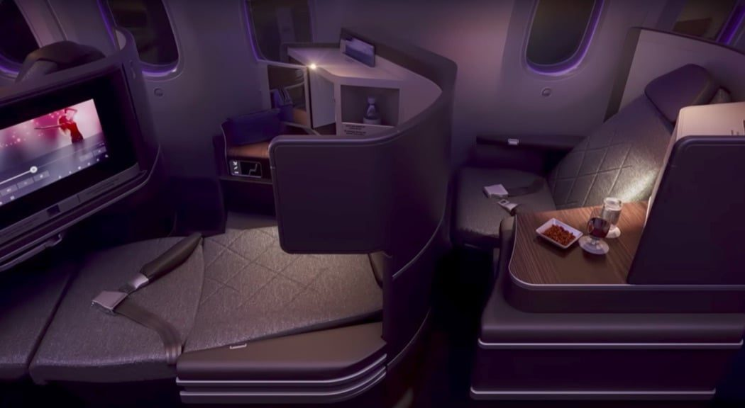 Review: El Al Business Class Cabin & Seats On B787 Dreamliner