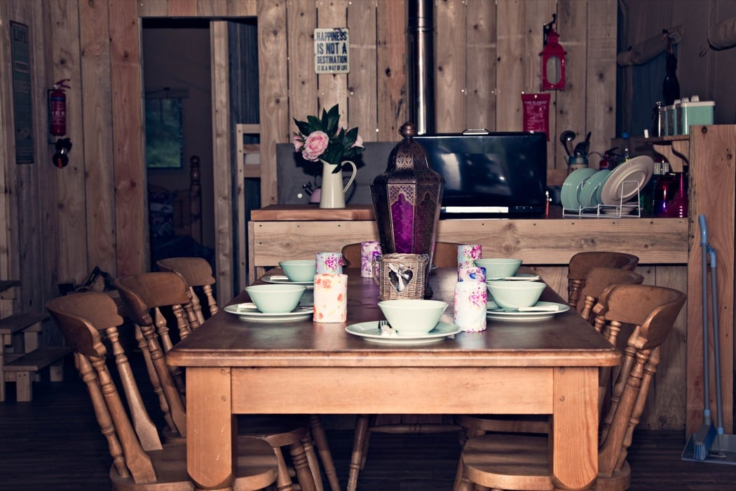 Review: Glamping at Camp Kátur in Bedale, North Yorkshire
