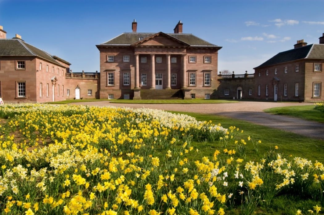 Review: Glampotel Paxton House On The Scottish Border