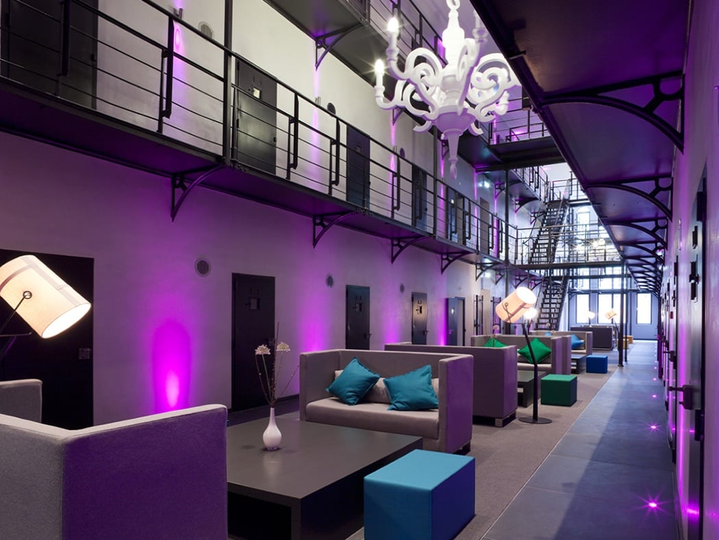 Review: Het Arresthuis – A Luxury Converted Prison Hotel