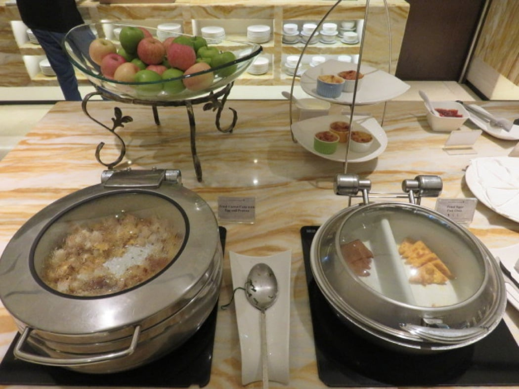 Review: Silverkris Lounge At Changi Airport Terminal 2