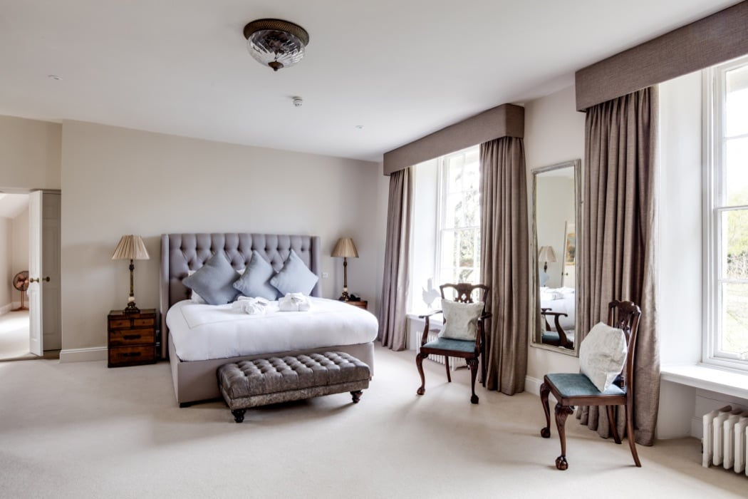 Review: Sudbury House, Faringdon, On The Edge Of The Cotswolds