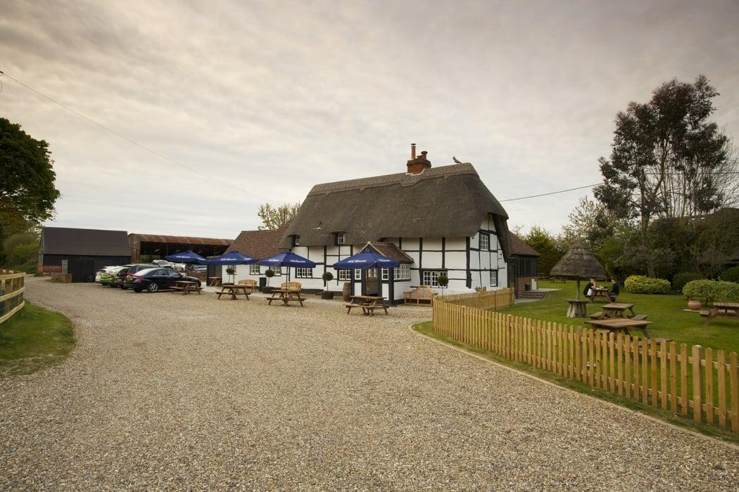 Review: The Bottle & Glass Inn Near Henley on Thames