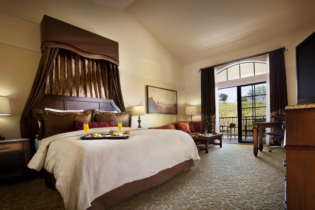 Review: The Meritage Resort and Spa, Napa, California