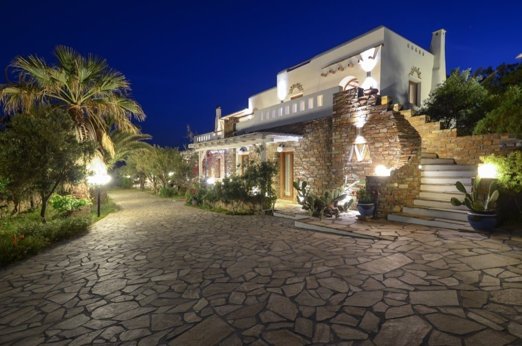 Review: Villa Pari Manda On Naxos Island, Greece
