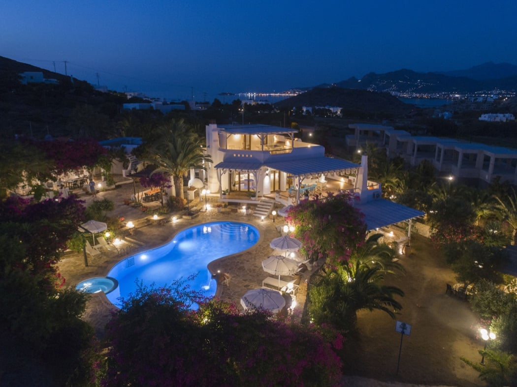 Review: Villa Pari Manda On Naxos Island, Greece