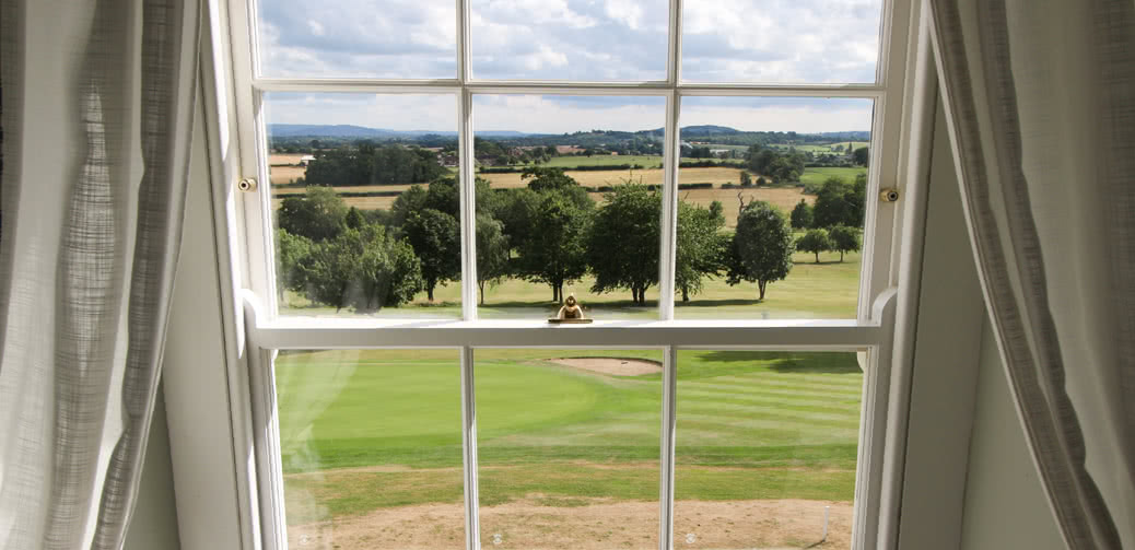 Review: Tewkesbury Park Hotel, Cotswolds