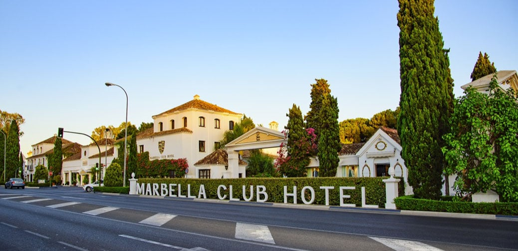 The Best Luxury Hotels In And Around Marbella