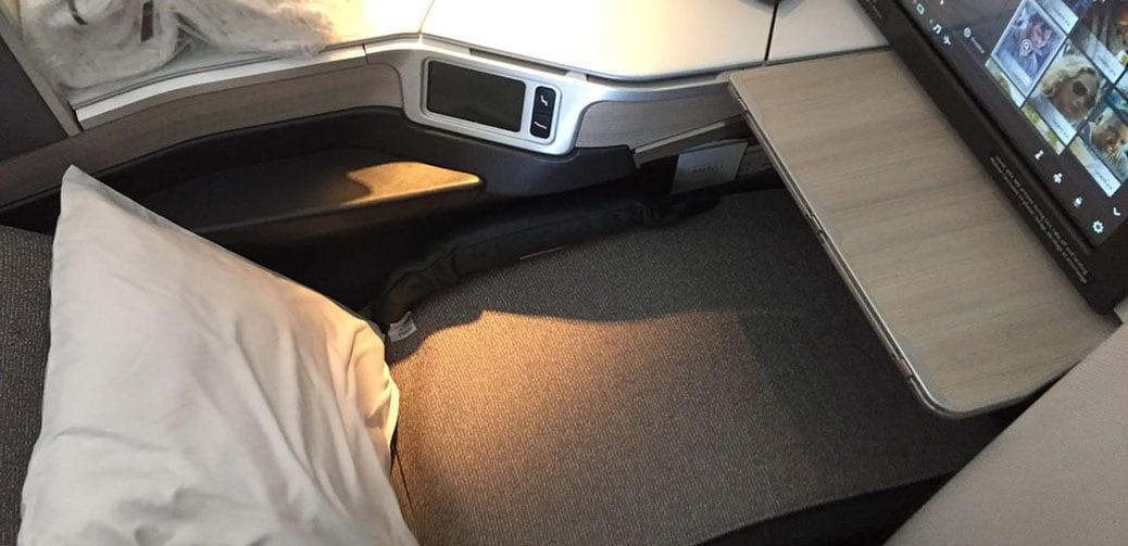 Air Canada Long Haul Business Class Flight Reviews